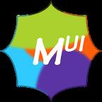 CM12/12.1/13 Theme Mui Style 1.3
