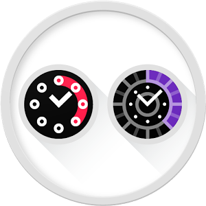 ustwo定时表盘:ustwo Timer Watch Faces 1.4.1