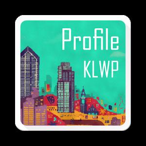 Profile - KLWP Theme动态桌面 1.1