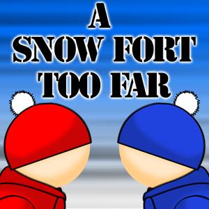 远处的雪要塞:A ...