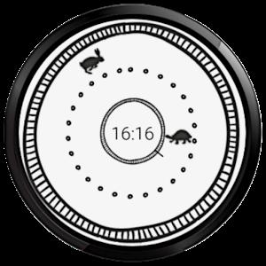 龟兔赛跑表盘TurtleAndRabbit 1.2