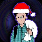 单身宅男的圣诞...