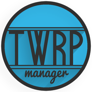 TWRP Manager 9.3