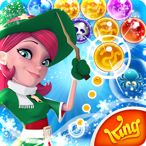 泡泡魔女传奇2:Bubble Witch Saga 2 1.54.4