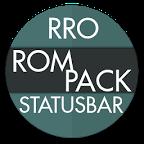 RomPack StatusBar Layers Theme 1