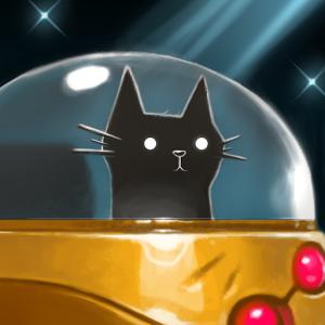 老水晶矿中的猫...