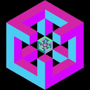 无限缩放动态壁纸:Infinite Zoom 1.5