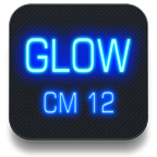 Glow CM13 CM12/12.1 Theme 4.2