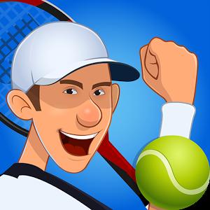 火柴人网球巡回...