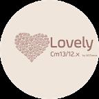 CM13/12.x Lovely Theme 1.3