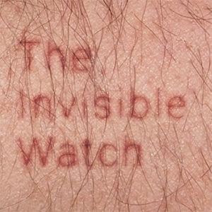 差不多算是个隐形表盘:Almost Invisible Watch 1.3