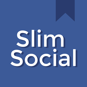 SlimSocial for Facebook