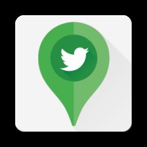 位置推文AccuTweet 1.1.1