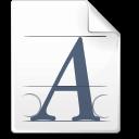 iOS7中英文字体...