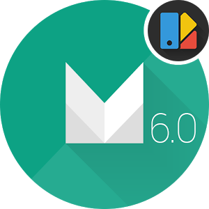 Theme Android M Turquoise 1.1