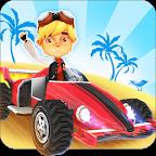 小岛跑跑卡丁车:Kart Racer 3D