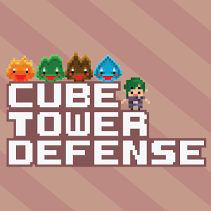 方块塔防:Cube Tower Defense