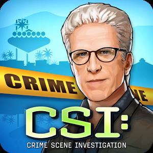 犯罪现场调查:隐...