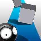 火柴人方块阵跑酷:Stickman Cubed 1.0.0