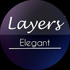 Elegant Blur - Layers Theme 1.1