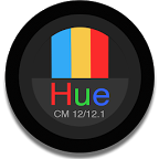 Hue CM12/12.1 Theme 1.6.3