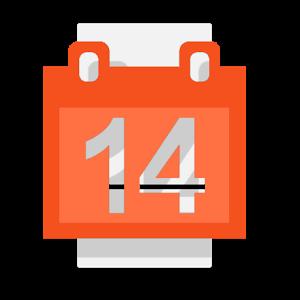 手表日历:Wear Calendar 1.0.160929