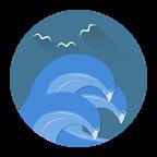 Ocean Sapphire - Layers Theme 2.1