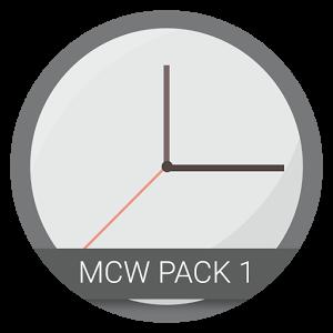 MCW P1小挂件