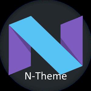 N-Theme-Dark CM 13 /12 1.1c