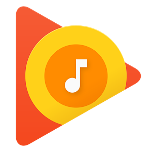 Google音乐播放器:Google Play Music
