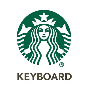 星巴克键盘:Starbucks Keyboard 1.2