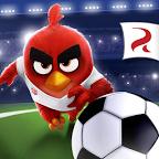 愤怒的小鸟足球...