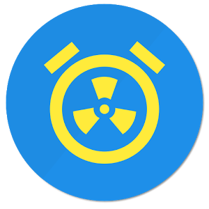 輻射避難所定時...