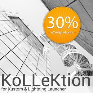 KoLLeKtion for Kustom 1.01