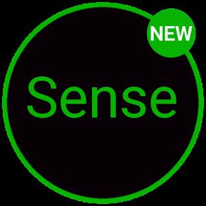 Sense Black/Green cm13 theme 1.15