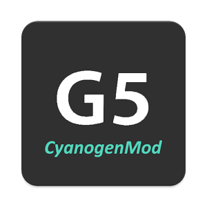 LGG5 Dark for CM13/12.x 1.4.2