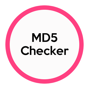 MD5查看:MD5 Che...