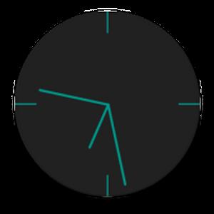 扁平表盘flatwatchface 1.8.7