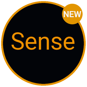 Sense Black/Orange cm13 theme 1.15