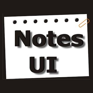 Notes Ui Theme-CM13/12.1 2.1