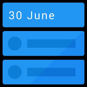 日历挂件:Agenda Widget 1.2.16.8.2