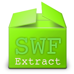 SWF文件解压:SWF File Extractor
