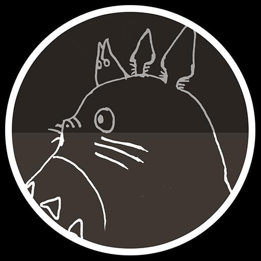 龙猫-Xperia主题