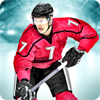 图钉曲棍球:Pin Hockey Ice Arena 1.2