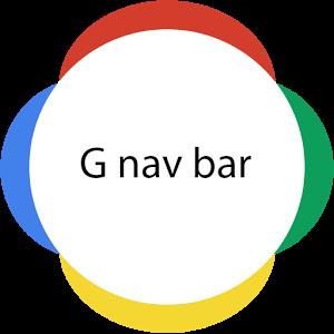 G导航栏CM12/13:G Nav Bar 1.1