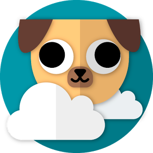 巴哥犬天气挂件:Pugz1.0.1