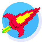火箭冲撞:Smashy Rocket 1