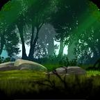 魔法森林动态壁纸:Magical forest live wallpaper 1