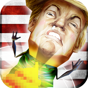 不要让川普碰到那坨屎:Don\'t Let Trump Touch The Poop 1