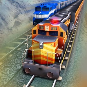 火车模拟:Train Simulator UpHill Drive